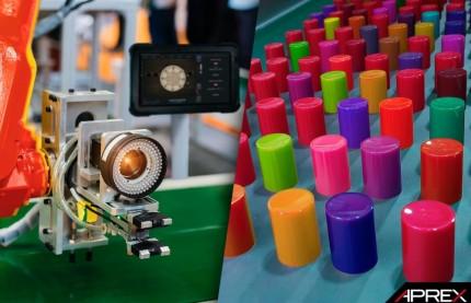 Ils exposent au salon BE 4.0 de Mulhouse : Holimaker et ses mini-presses à injecter, Aprex et son imagerie 3D, Toptech et ses conseils en management innovant