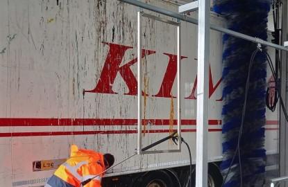 Kimmel crée sur l'autoroute A4 Paris-Strasbourg, le couteau suisse des services aux transporteurs routiers