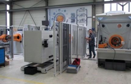 Best of 2021 / Le fabricant de machines-outils vosgien Numalliance duplique son modèle américain en Alsace