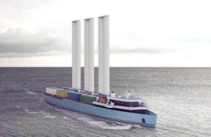 Hillebrand imagine le transport maritime de conteneurs par voilier pour ses produits spiritueux