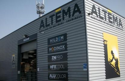 Le fabricant alsacien de produits métalliques pour le bâtiment Hild devient Altema