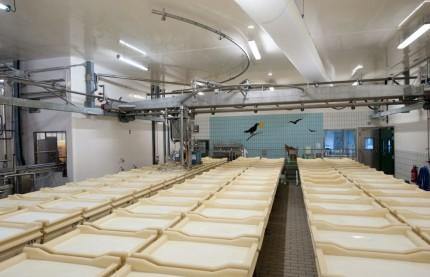 Milleret investit 30 millions d'euros dans une seconde fromagerie à Charcenne, en Haute-Saône