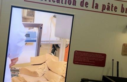 Voyage au pays du pain d'épices de Dijon, au musée de la fabrique Mulot et Petijean