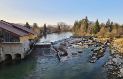 Avec l'acquisition du barrage de Pont-de-Poitte, dans le Jura, l'alsacien Eliteam devient producteur d'hydroélectricité