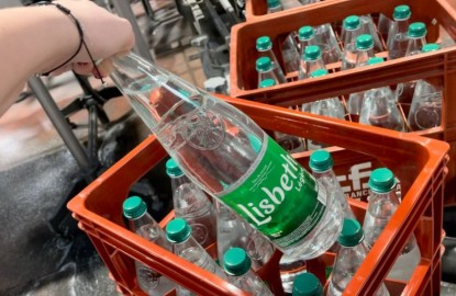 En Alsace, Sources de Soultzmatt, connue pour sa marque d'eau minérale Lisbeth, engage près d'un million d'€ dans la transition écologique