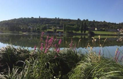 De Belfort à Delémont, quand on passe la frontière à vélo et en train