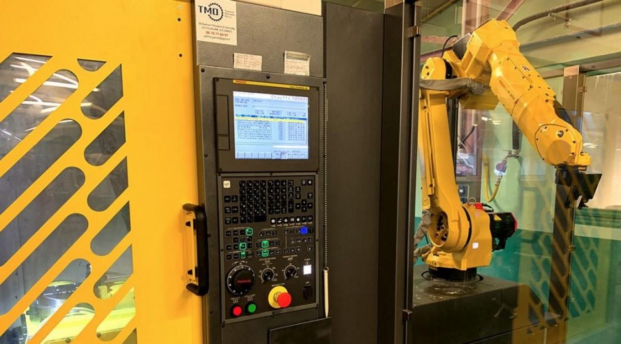 En trois ans, Usiduc a opéré deux mutations de ses marchés pour contourner deux crises et a adapté son outil de production vers l'usine 4.0. © Usiduc