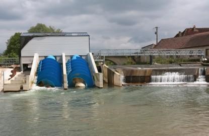 L'Ademe promeut l'hydroélectricité privée en Bourgogne-Franche-Comté