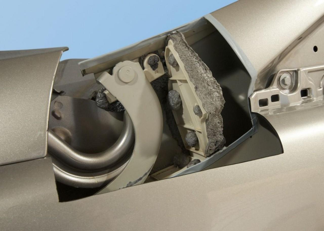 L&L Products fabrique à Altorf (Bas-Rhin), des pièces en polymère pour l'industrie automobile