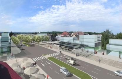Le nouveau projet de transport en commun de Montbéliard joue la carte de l'aire urbaine
