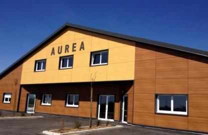 Aurea dans ses nouveaux locaux, en route vers la certification Iso 9001