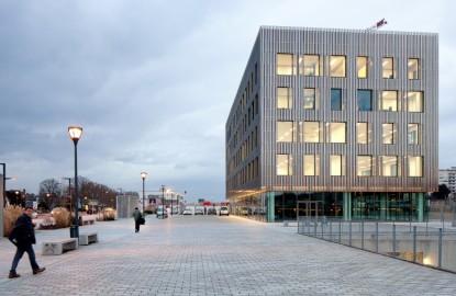 Immobilier de bureaux : une bonne année en Alsace