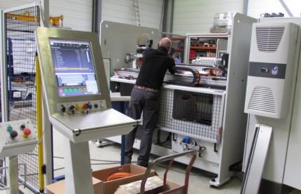La machine-outil «made in Vosges» s'exporte bien