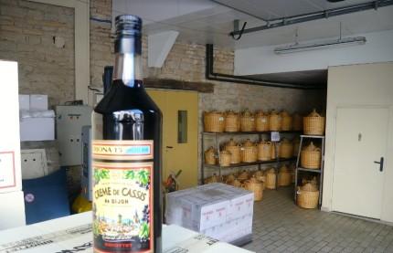 Success succession chez le liquoriste dijonnais Edmond Briottet
