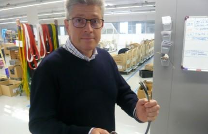 Denis Boulinier devient le patron de STI Genlis