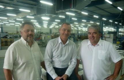 L'imprimeur comtois IME by Estimprim regroupe ses forces à Autechaux pour 1,5 million d'euros