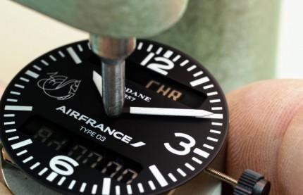 Les montres Dodane reviennent au salon de l'horlogerie de Bâle
