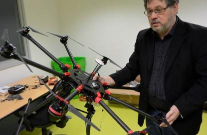 AIR2D mise sur les drones fabriqués par imprimante 3D
