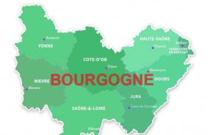 La nouvelle région Bourgogne Franche-Comté s'appellera tout simplement « la Bourgogne »