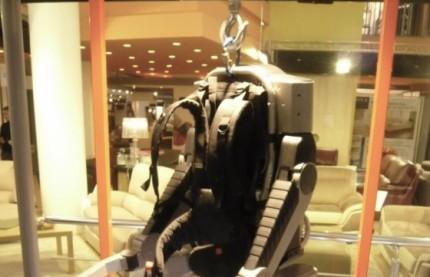 RB3D met ses cobots et exosquelettes à l'ère industrielle