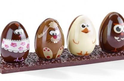 Le chocolatier Fabrice Gillotte lance un réseau national de distribution