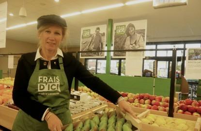 Frais d'Ici, un supermarché coopératif en circuit court ouvre à Dijon