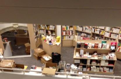 L'Intranquille Plazza ou le retour d'une grande librairie à Besançon