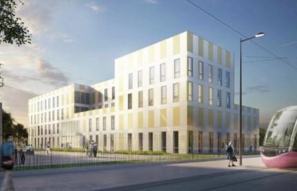 Un partenariat public privé agrandit le campus de Dijon
