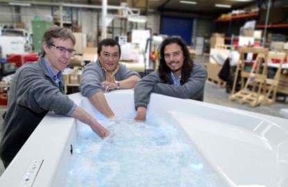 New Bath transforme la baignoire en spa