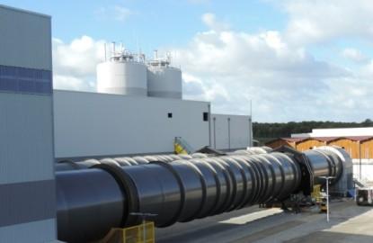 Tiru inaugure une usine de méthanisation de 41 millions d'euros en Saône-et-Loire