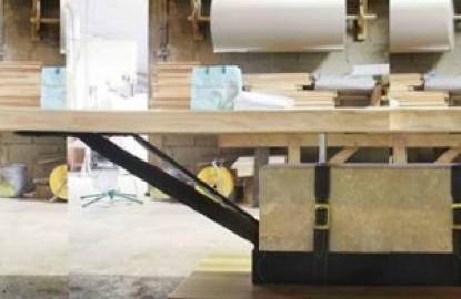 Pascal Roblot, menuisier : du meuble en série à l'exemplaire unique
