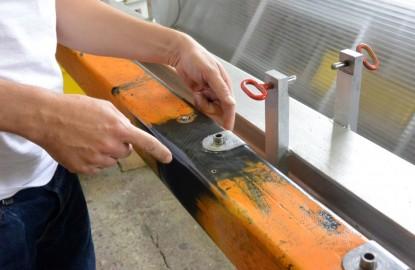 En Franche-Comté, Quelet fait le pari des matériaux composites dans l'industrie