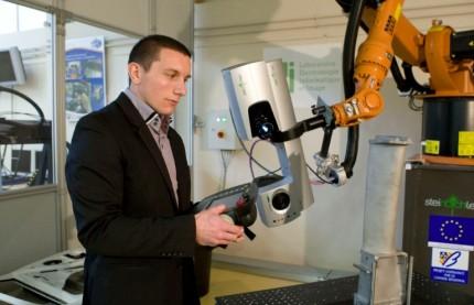 Le Creusot : Vecteo donne plus d'intelligence au contrôle des pièces industrielles