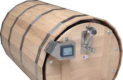 R-tech Oenologie invente un tonneau d'aide à la vinification et à l'élevage du vin