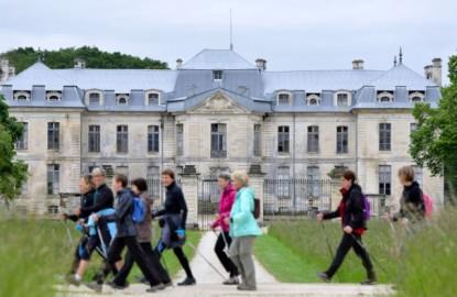 Le château de Vaux révèle sa splendeur après des décennies d'oubli
