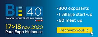 Parc expo Mulhouse salon de l'industrie et du futur
