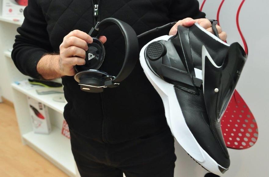 #chaussure_connecté_Algérien
