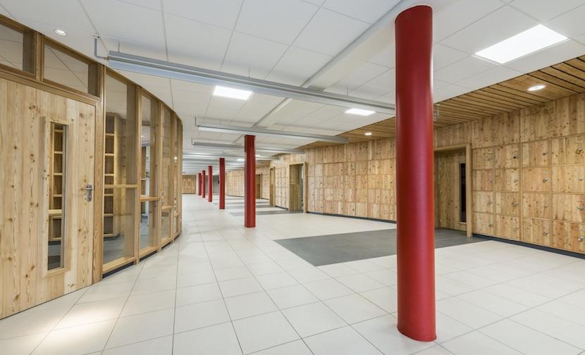 Le palmar s de la construction bois bourgogne franche comt en images for Construction bois en franche comte