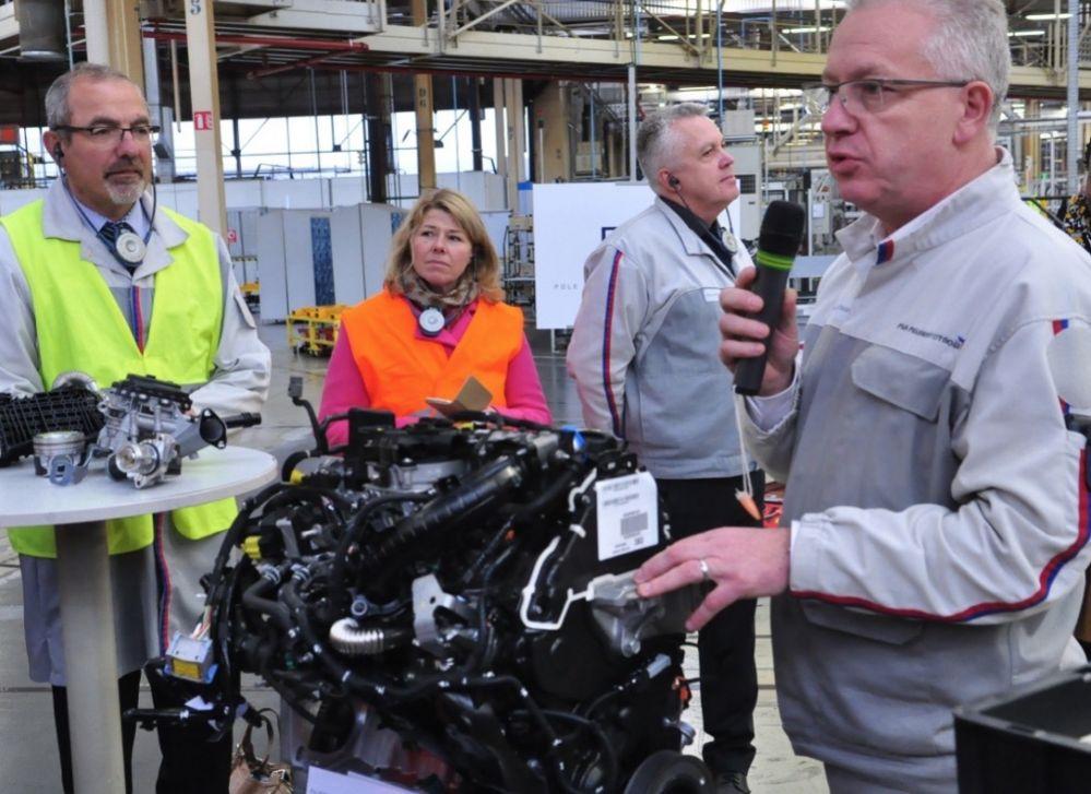 Psa investit 165 millions d pour produire deux nouveaux for Garage ford metz borny