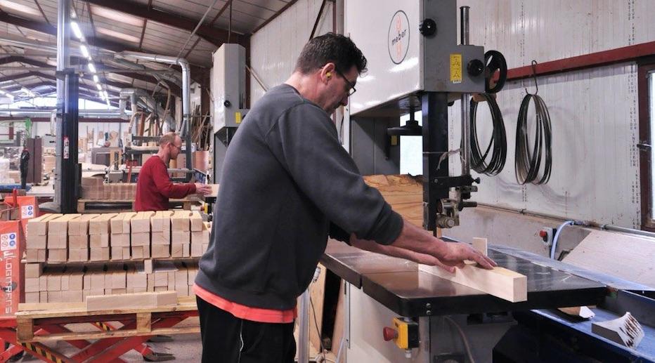 En Lorraine La Manufacture Collinet Numrise Sa Fabrication De
