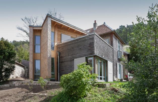le premier prix construction bois bourgogne franche comt