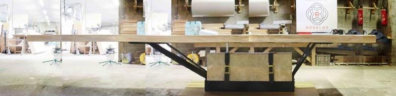 pascal roblot menuisier du meuble en s rie l 39 exemplaire unique. Black Bedroom Furniture Sets. Home Design Ideas