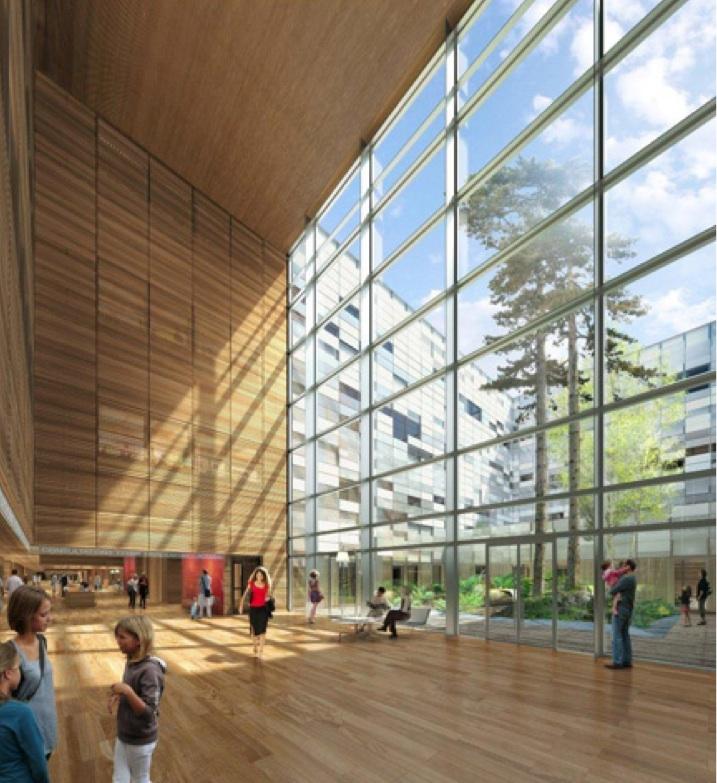 Nouvel hôpital Nord Franche-Comté