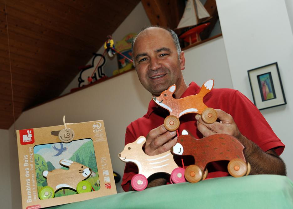 Au bon vieux temps des jouets en bois # Fabricant Jouet En Bois Jura