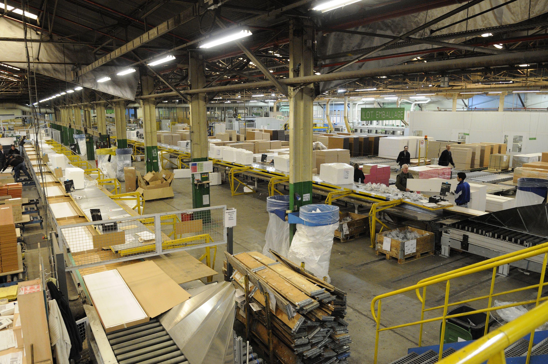 Parisot change son mobilier industriel