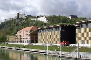 Cité des arts, Besançon - Kengo Kuma & Associates / Archidev © Nicolas Waltefaugle