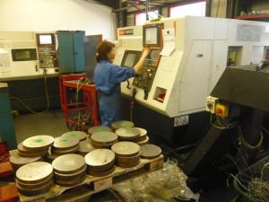 Le sous-traitant en pièces mécaniques s'appuie sur un parc de 45 équipements à commande numérique.