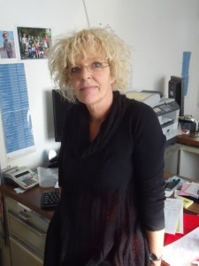 Patricia Koch, présidente du Collectif Défense PME.