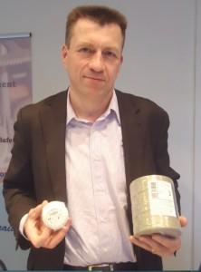 Benoît Basier, président de Meyer-Sansboeuf : « Nous sommes actuellement les seuls en Europe à avoir les ficelles à la dernière norme alimentaire ».