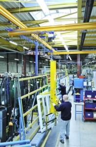 L'outil industrie d'Oxxo a été renouvelé à hauteur de 9 millions d'€ depuis l'an dernier.